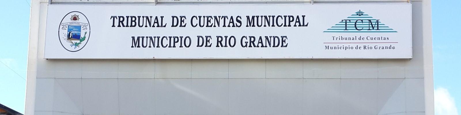 Tribunal de Cuentas Municipal – Municipio de Rio Grande